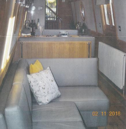 Narrow seating